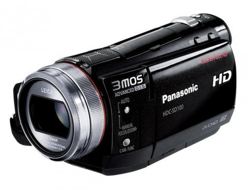 デジタルハイビジョン ビデオカメラ